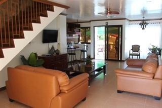 Carasuchi Villa Living Room