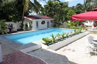 Carasuchi Villa Tagaytay Philippines Pool