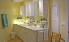 Clearwater Beach Florida Vacation Home Bathroom