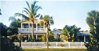 Clearwater Beach Vacation Home Front