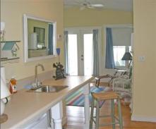 Clearwater Beach Vacation Home Kitchen