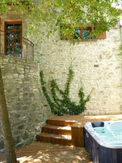 Le Domain de Monteils Terrace in Languedoc, France Holiday Home