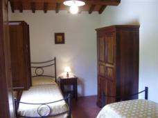 Arezzo Apartment Flat Holiday Rental Tuscany Italy Bedroom