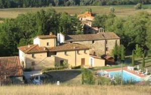 Aerial View Arezzo Vacation Holiday Apartment Flats Tuscany Italy