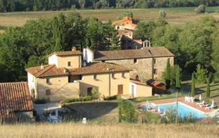 Aerial View Arezzo Vacation Holiday Apartment Flats Tuscany Italy