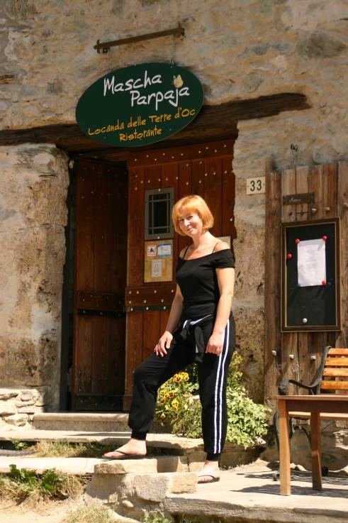 Hi, I am Jennie - Owner at Locanda degli elfi albergo