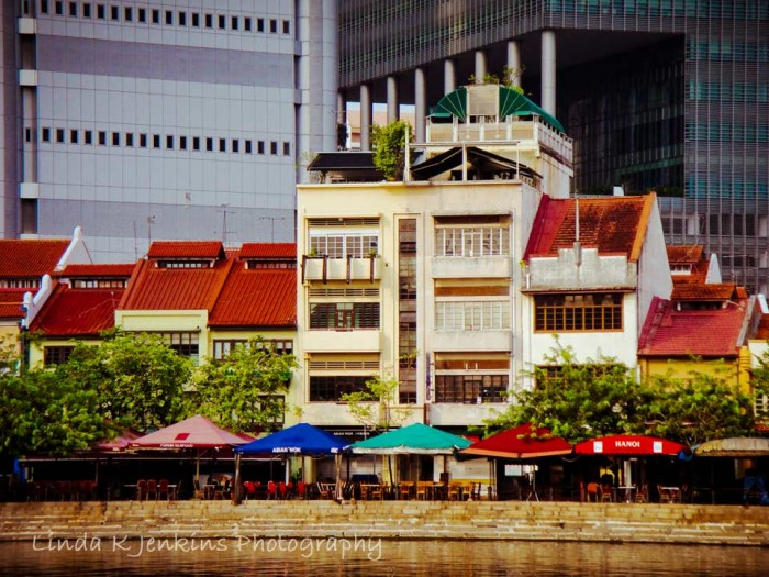 Singapore Old and New
