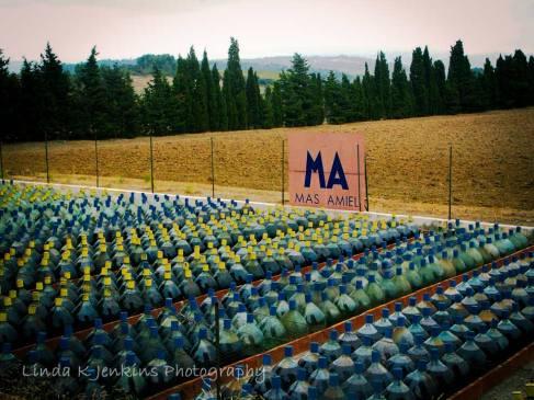 Mas Amiel Winery