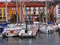 Port Vendres France harbor