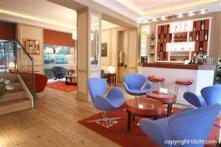 Reception, Bar and Lobby