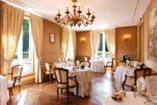 Chateau Des Bondons where you can dine in luxury