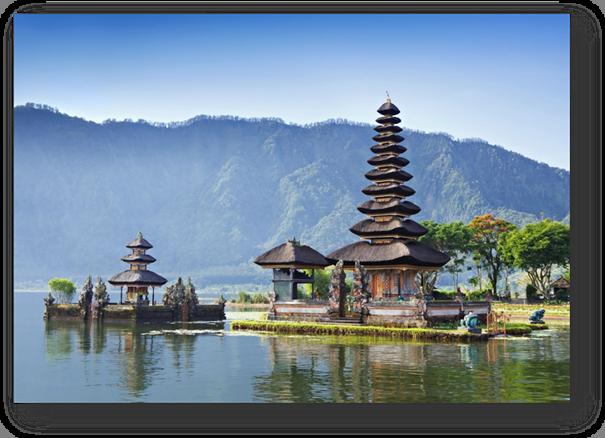 Bali Indonesia Architecture