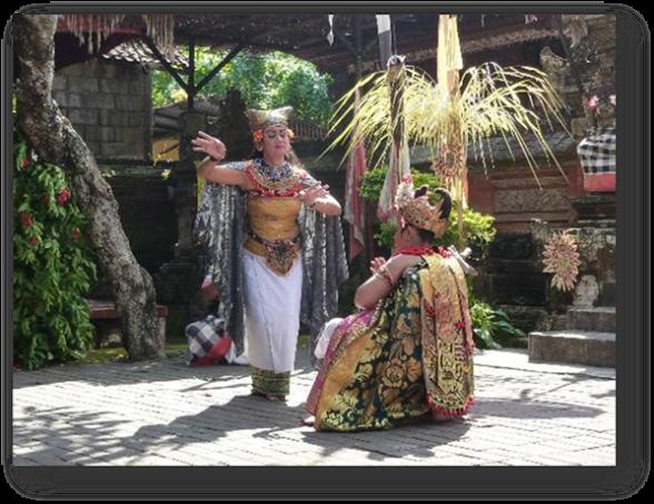 Bali Dance Styles