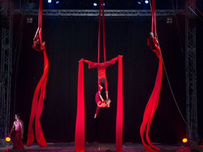 Or perhaps you enjoy a bit of a circus environment.