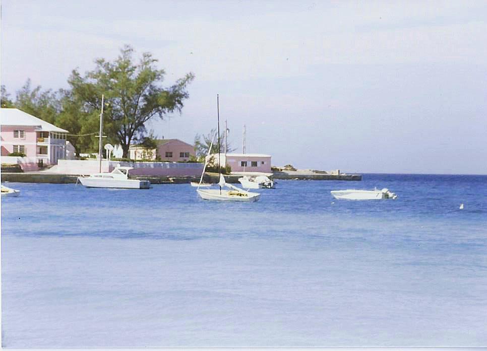 An escape to the Bahamas