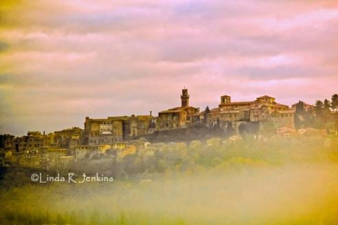 Montepulciano Yellow Fog