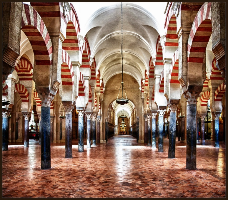 Mosque–Cathedral of Córdoba also known as the Great Mosque of Córdoba