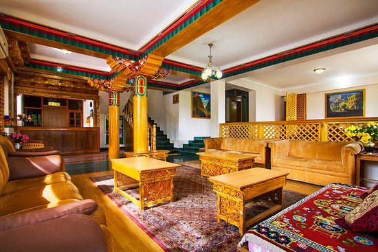 Hotel Caravan is located in Leh, Ladakh, India
