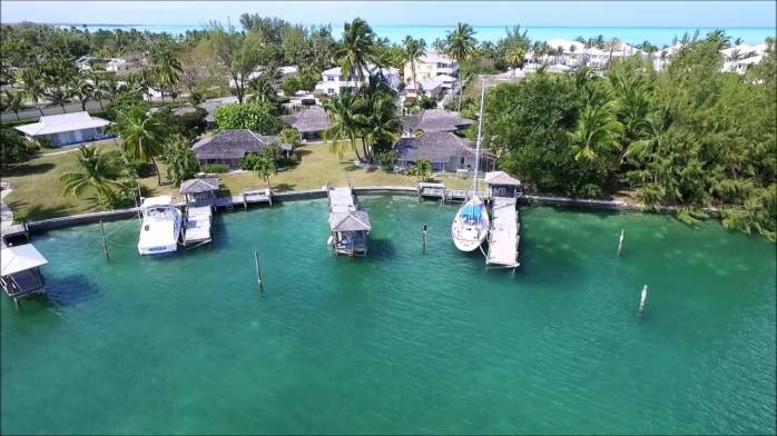 Brigantine Bay Villas / Beach Resort at Treasure Cay Abaco Bahamas